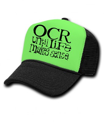 OCR Until Life Makes Sense Hat